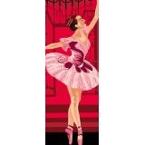 Canevas antique 30/65 ballet classique - 47