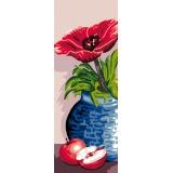 Vase bleu - 47
