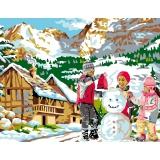 Jouons dans la neige - 47
