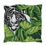Coussin tigre - 47