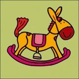 Kit soudan 25/25 cheval à bascule - 47