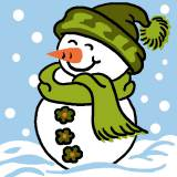 Bonnehomme de neige - 47