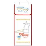 Kit sac à pain coton écru - 47