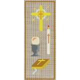 Marque page aïda pvc communion - 47