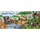 Canevas antique 65/130 africa - 47