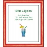 Kit pt compte 5.5 blanc blue lagoon - 47