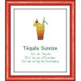 Kit pt compte 5.5 blanc tequila sunrise - 47