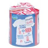 Stampo aladine textile london ny - 470