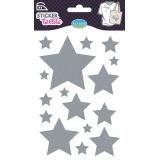 Sticker textile aladine etoile glitter - 470