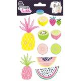 Sticker textile aladine fruit - 470