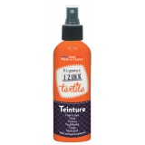 teinture textile Aladine orange henne 80ml - 470