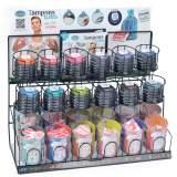 Présentoir VIDE izink textile encreurs et tampons - 470