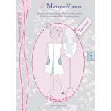 Patron Madame Maman robe Anita 10-12 ans - 472