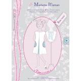 Patron Madame Maman robe Anita 2-3-4 ans - 472