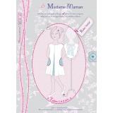 Patron Madame Maman robe Anita 5-6-8 ans - 472