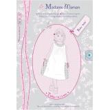 Patron Madame Maman robe Bella 10-12 ans - 472