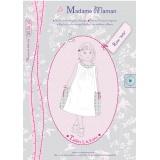Patron Madame Maman robe Bella 5-6-8 ans - 472