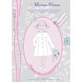 Patron Madame Maman manteau Célèstine 6 ans - 472