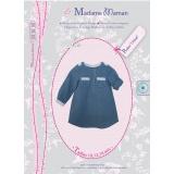 Patron Madame Maman robe Chloé 10-12-14 ans - 472