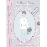 Patron Madame Maman manteau Henry 12 ans - 472