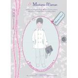 Patron Madame Maman manteau Henry 6 ans - 472