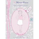 Patron Madame Maman short Isis 5-6-7 ans - 472