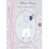 Patron Madame Maman pantalon jean 10-12 ans - 472