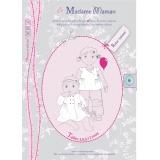 Patron Madame Maman robe Juliette 3-6-9-12 mois - 472
