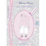 Patron Madame Maman jupe-culotte Manon de 8 à 12A - 472