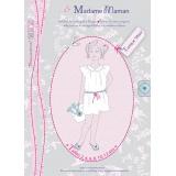 Patron Madame Maman tunique Maya 2 à 12 ans - 472