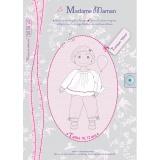 Patron Madame Maman tunique Olivia 10-12 ans - 472
