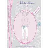 Patron Madame Maman pantalon Salomé 8-10-12 ans - 472