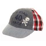 Casquette enfant - coton t.50 pirate - 473