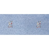 Panneau sweat mélangé Stenzo 65 x 150 cm skate boy - 474