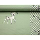 Panneau jersey Stenzo 65 x 150 cm bambi - 474
