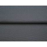 Jersey Stenzo imprimé petits pois coton bio - 474