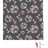 Jersey stenzo fée des bulles digital print  - 474