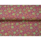 Jersey imprimé stenzo fleurettes 150cm - 474