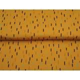 Jersey imprimé stenzo pointillés bio coton 150cm - 474
