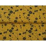 Jersey imprimé stenzo bio coton 150cm - 474