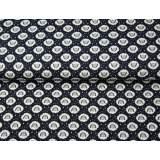 Jersey imprimé stenzo p'tit mouton bio coton 150cm - 474