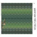 Panneau jersey stenzo peacock dp 150x150cm - 474