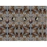 Jersey stenzo kaléïdoscope léopard digital print - 474