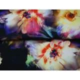 Jersey stenzo floral digital print  - 474