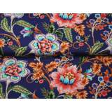 Jersey stenzo indian floral digital print - 474