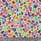 Jersey Stenzo print small flowers - 474