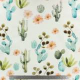 Jersey Stenzo digital print cactus - 474