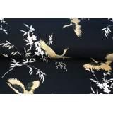 Jersey Stenzo print crane bird - 474