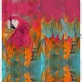 Panneau jersey Stenzo 150 x 150 cm digital print - 474