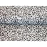 Tissu Stenzo jersey bio filigrane 150cm - 474